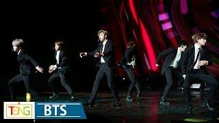 Bts 39 Dna 39 39 Idol 39 Korea France Friendship Concert Stage 방탄소년단 한불 우정콘서트 39 한국 음악의 울림 39 문재인