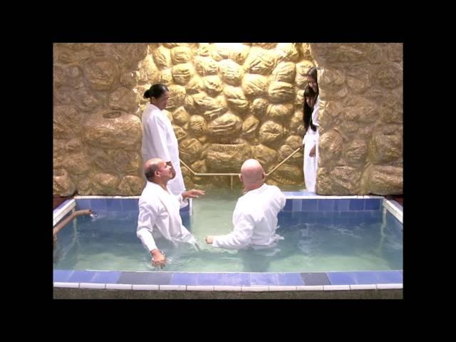 Batismo - Assembleia de Deus em Madureira - 17 de julho 2014