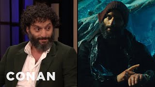 "Jason Mantzoukas Shares Exclusive Scoop About ""John Wick 4"" & ""5"" - CONAN on TBS"