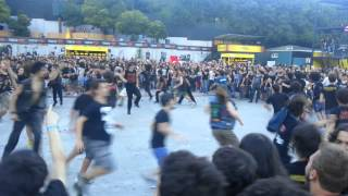 Murder King Wall of Death Rock-Off 2014