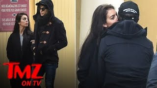 Hey It's Christiano Ronaldo Wearing a Ridiculous Wig, Hat & Glasses | TMZ TV