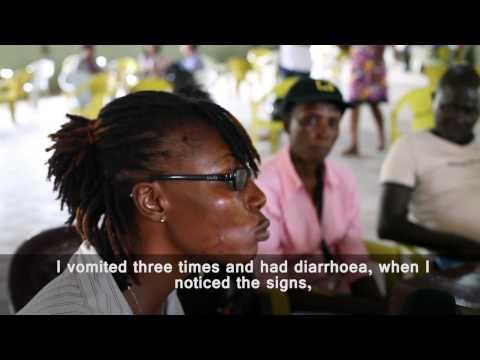 Ebola Survivors Conference, Sierra Leone