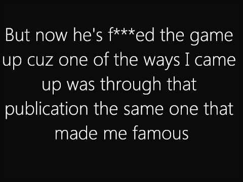 Eminem Like Toy Soldiers Lyrics Clean video