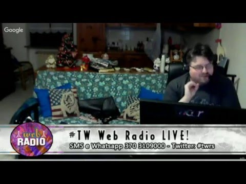 TW Web Radio LIVE - WWE Monday Night Raw Post-Show 29/12/2015