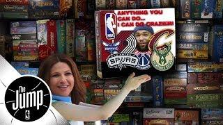 Rachel Nichols recaps a drama-filled day in the NBA | The Jump | ESPN
