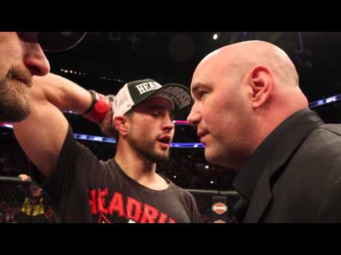 Dana White UFC 159 vlog day 1