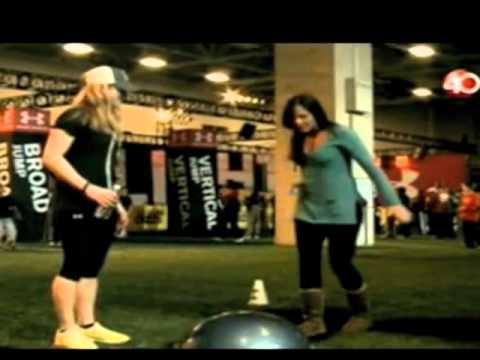 Aline Arnot NFL Experience