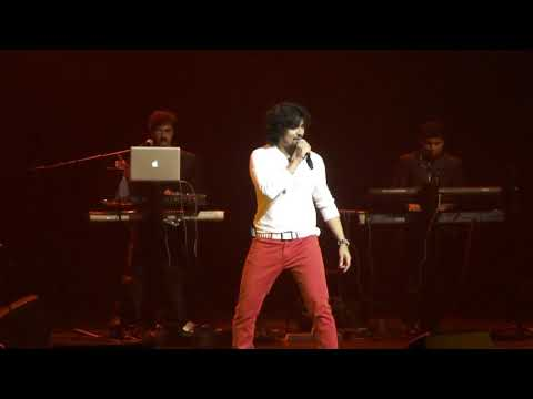 All Is (Izz) Well - Sonu Nigam Live Singing