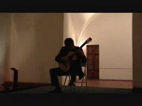 Leo Brouwer - Pieza Sin Titulo No.3