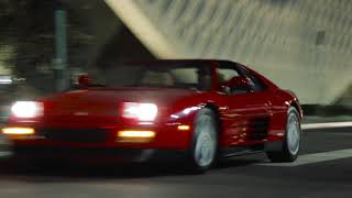 Ferrari 348ts Vs. Downtown Los Angeles