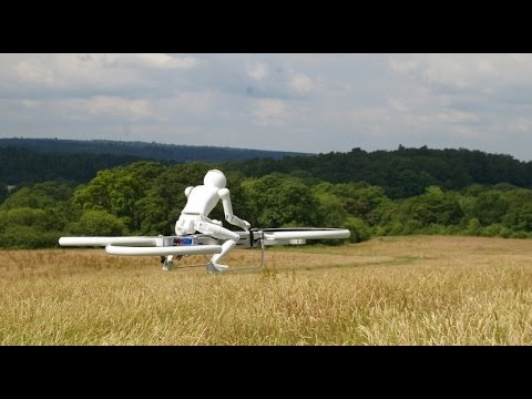 The World's First Hoverbike Could Revolutionize the Drone Industry (Mehta Websolution)