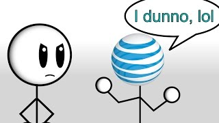 Customer Service Problems - AT&T