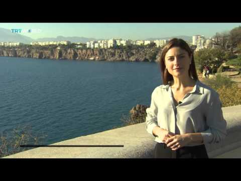 TRT World - Anelise Borges reports from Antalya on G20 impact on tourism in Antalya