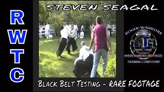 download lagu Steven Seagal - Aikido Black Belt Testing - Rare gratis