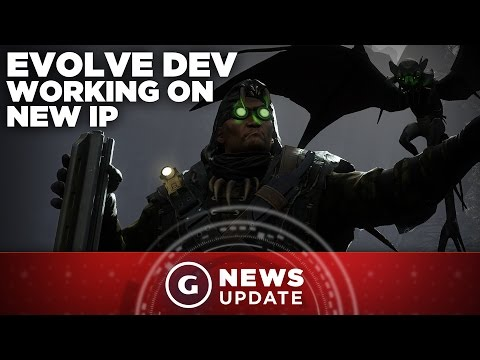 "Evolve Dev Working on Unannounced New IP, Described As ""Cutting-Edge"" - GS News Update"