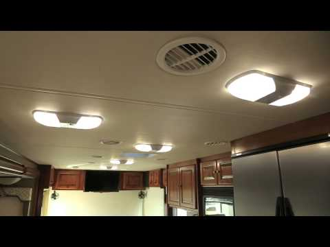 Tiffin Motorhomes - A Closer Look: LED Lighting