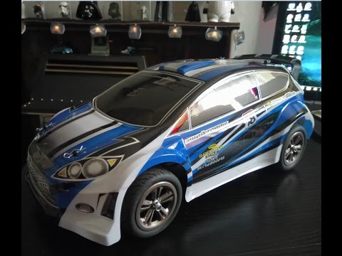 The Rc Hunter Review on the Awesome XLH 1/12th scale Rally car
