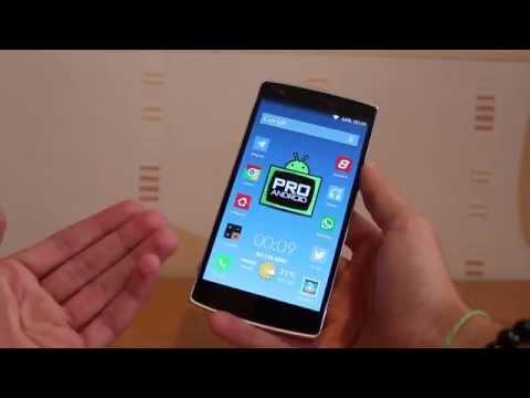 OnePlus One - Analisis a fondo en español - Pro Android