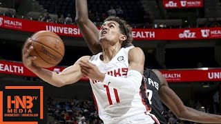 San Antonio Spurs vs Atlanta Hawks Full Game Highlights / July 3 / 2018 NBA Summer League