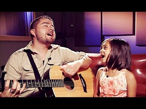 Jason Mraz - I Won t Give Up Acoustic Cover (Jorge & Alexa Narvaez)