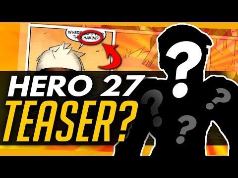 Overwatch   Hero 27 TEASED - Who Could It Be?