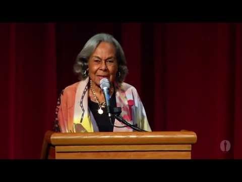 "Rachel Robinson on ""42"" and Jackie Robinson"