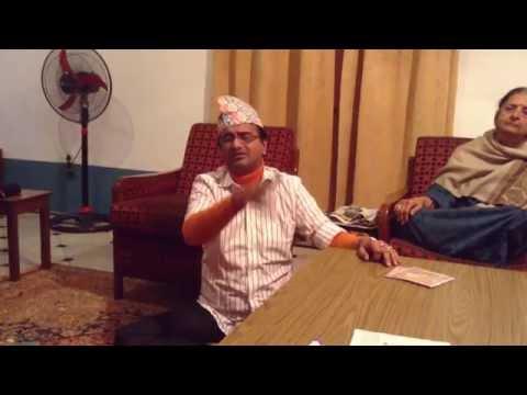 Ghazal--Phir Chhidi Raat-Ujjaval--- after family dinner ;) ---...