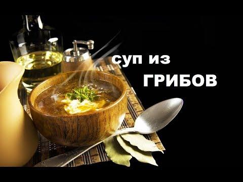 Учимся Готовить Грибной Суп. Что Вы Раньше Не Знали Про Грибы?