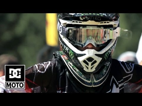 DC SHOES: MAMMOTH MOTOCROSS 2012 MINI DAYS