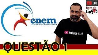 download musica ENEM 2017 - Questão 1 Espanhol - BdL
