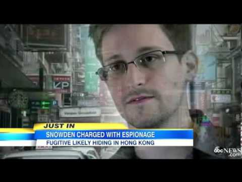 Hong Kong says NSA leaker Edward Snowden has left for a 'third country
