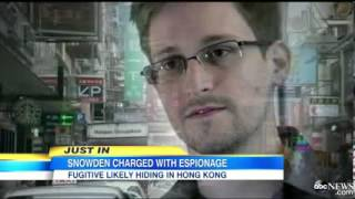 Hong Kong says NSA leaker Edward Snowden has left for a
