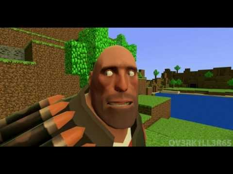 Gmod: Heavys Epic Minecraft Adventure