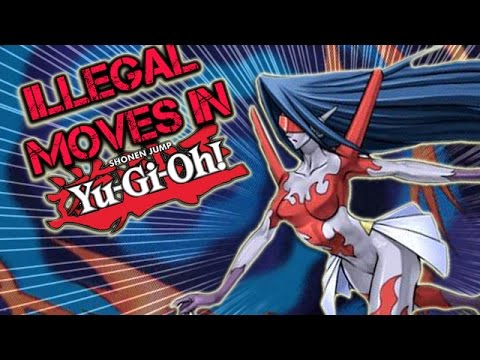 Illegal Moves In Yugioh - Episode 2 video