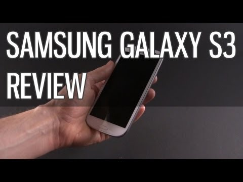 Samsung Galaxy S3 review - Samsung I9300 tested