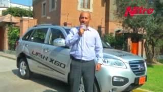 Lifan X60 test drive
