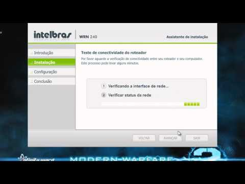 Tutorial - Como Configurar o Roteador Wireless Intelbras WRN 240
