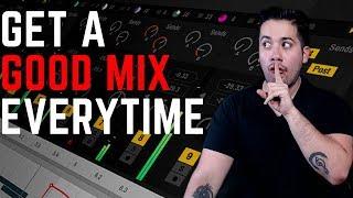 1 Secret Technique For A Balanced EDM Mix