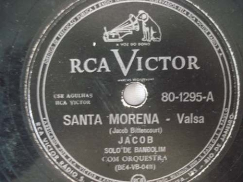 Jacob Do Bandolim - Santa Morena