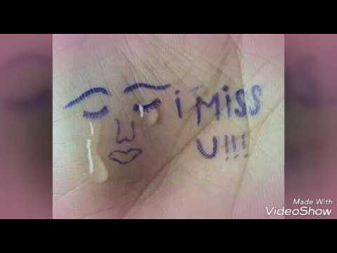 మాటని ఒకే మాటని,  I miss u ani