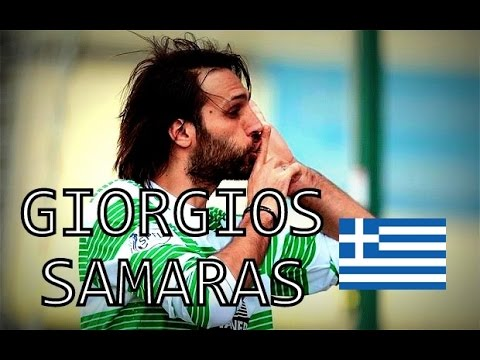 Giorgios Samaras • Goals Compilation • Welcome to Al-Hilal • جورجيوس ساماراس