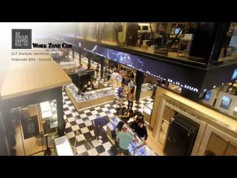 IGT Jewelry Shopping Mall Time-Lapse