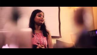 Naam gum jaayega / Tu jahan jahan chalega by  Saptaparna Chakraborty and Febin