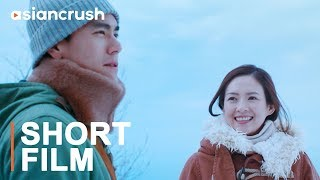 Zhang Ziyi (章子怡) meets Eddie Peng (彭于晏) in romantic Hokkaido   Chinese short film
