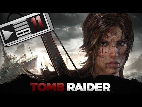 Tomb Raider | Let's Play - Episode #11 : Allons vers la Plage !
