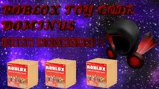 Roblox Toy Code Deadly Dark Dominus!!! OMG