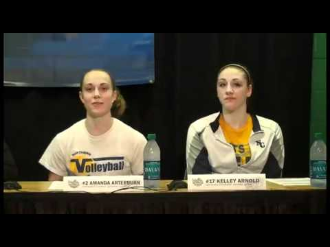 Northern Colorado Post Game Press Conference 12-01-11