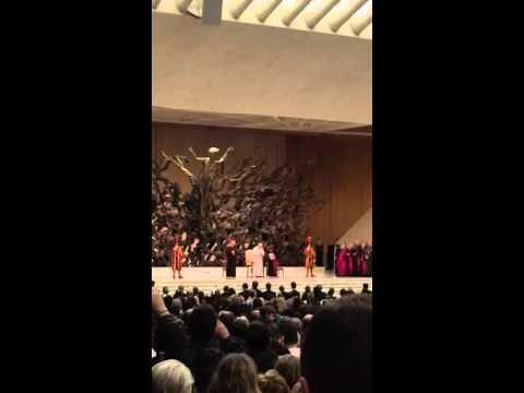 Pope Francis Apostolic Blessing