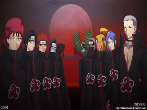 Akatsuki Theme video