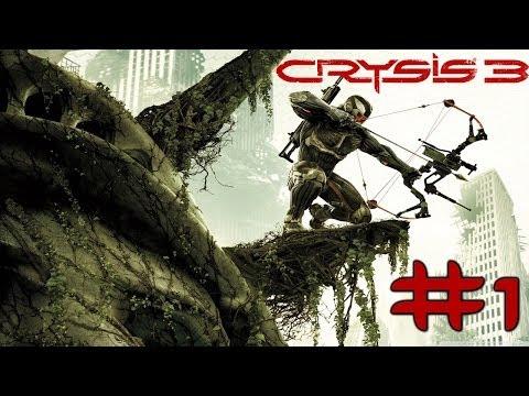 Crysis 3 Türkçe Dublaj Gameplay #1